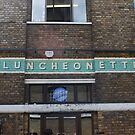 Brick Lane Luncheonette by babibell