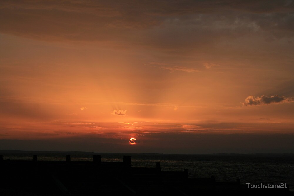 September Sunset by Touchstone21