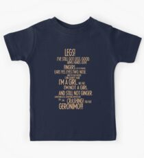GERONIMO!!! Kids Tee