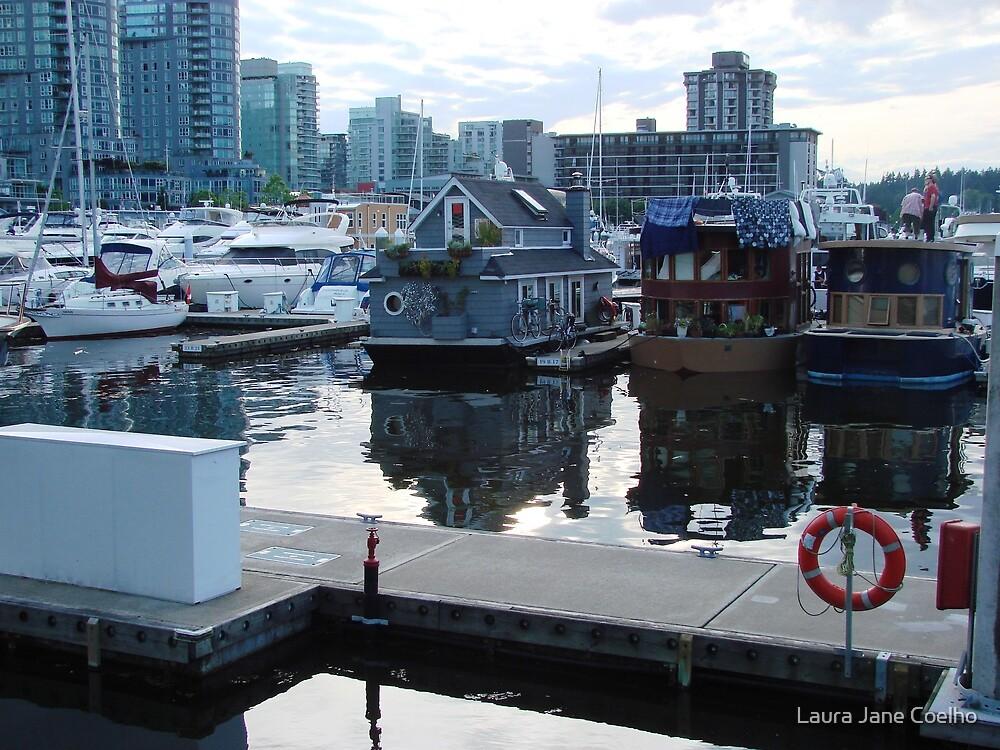 Boat Houses by Laura Jane Coelho