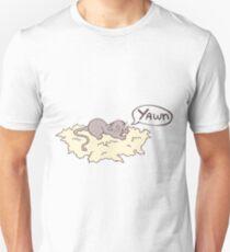 Yawning Gerbil  T-Shirt