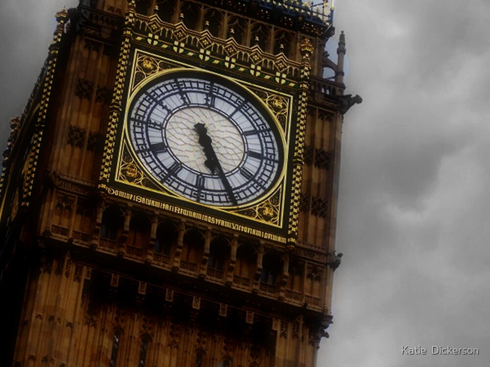 Big Ben by Katie  Dickerson