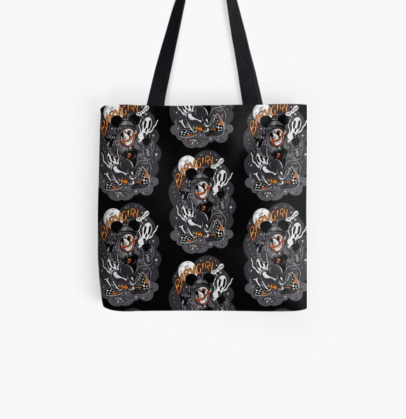 Babygirl Tattoo Standard All Over Print Tote Bag