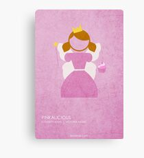 Pinkalicious Canvas Print
