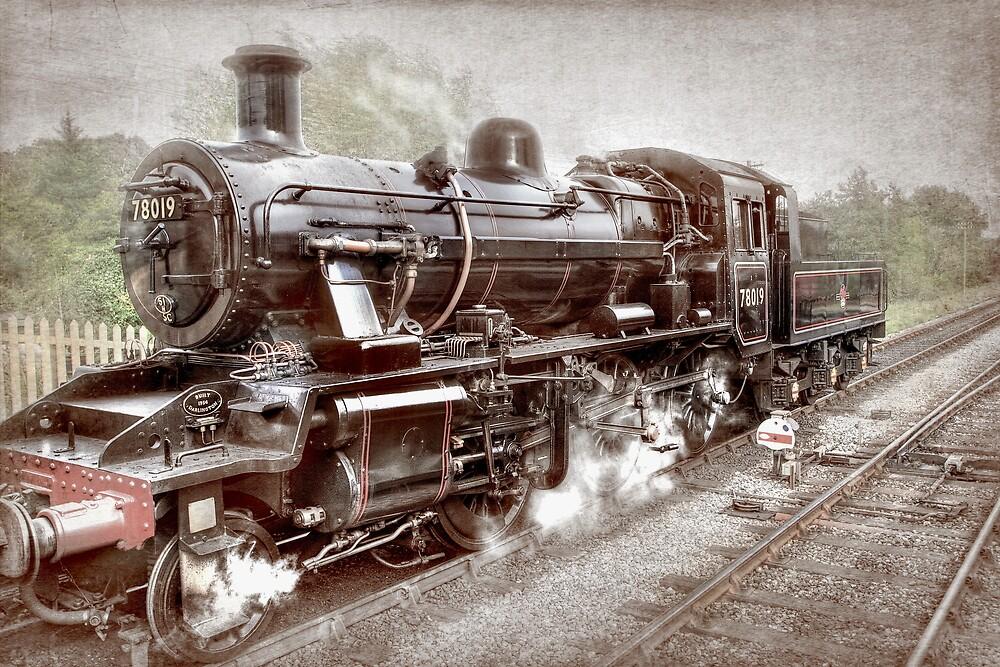 Last Train Leaving by John Trent