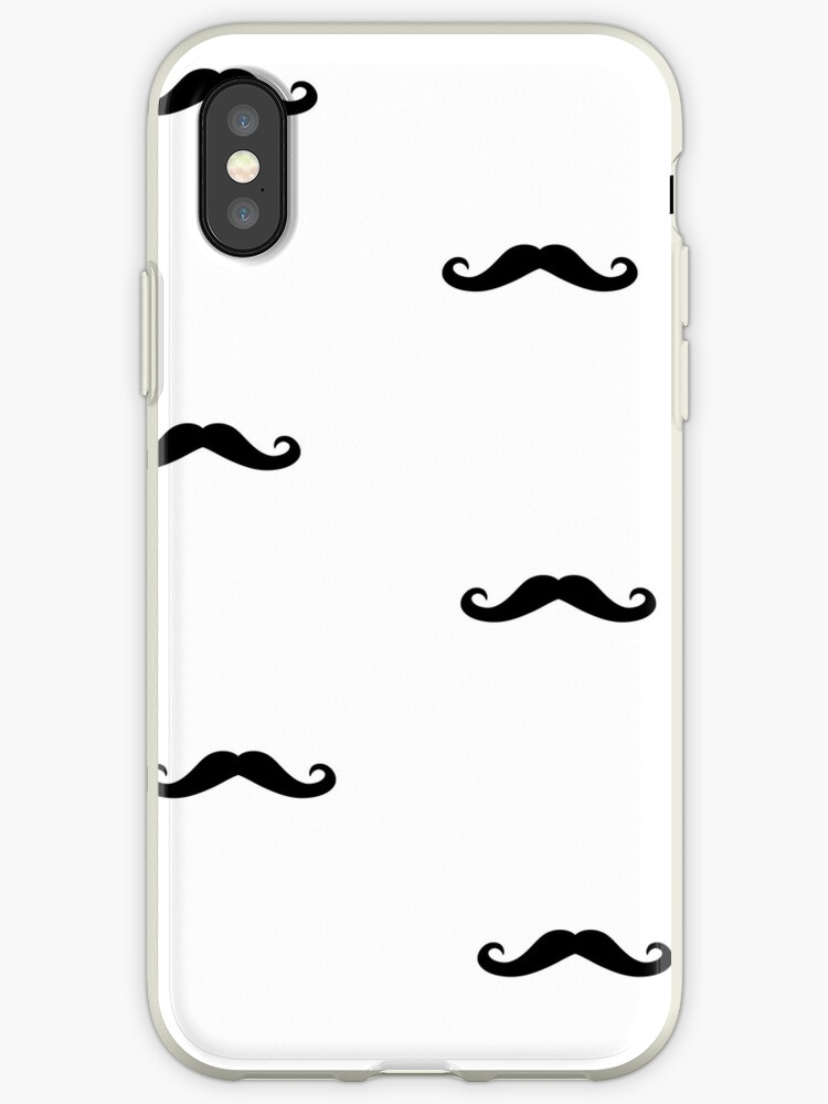 Mustache  by Shannon David