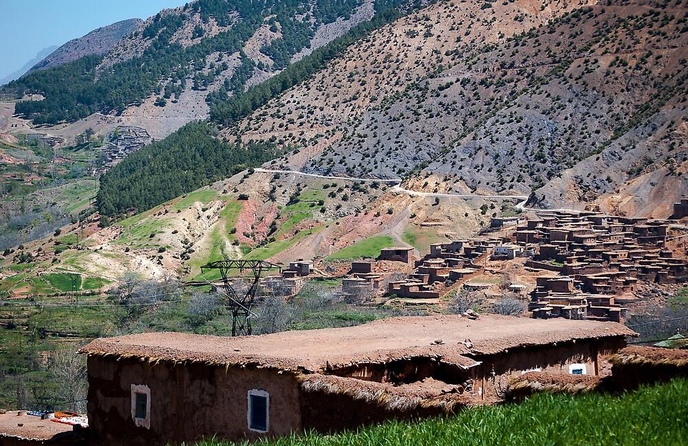 Berber hills by filipmije