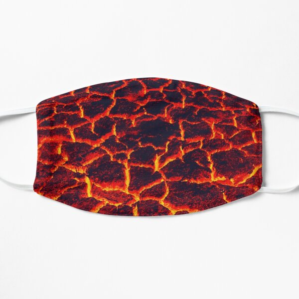 active lava  Mask
