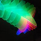 Rainbow Butterfly Lights by babibell
