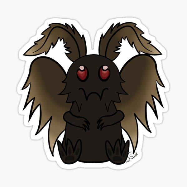 Mothman - Chibi Sticker