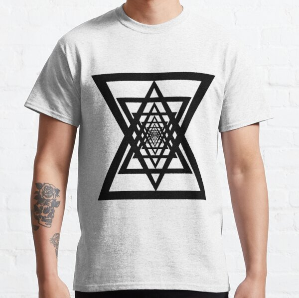 Clip art, Psychedelic art, Art movement Classic T-Shirt