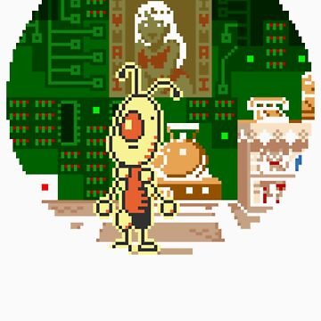 Ganbare Neo Poke-kun (Circle) by obscuregames