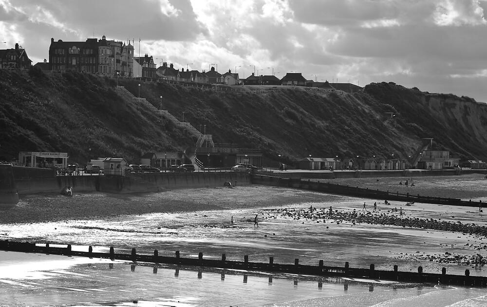Cromer Beach by James Taylor