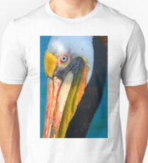 Brown Pelican Unisex T-Shirt