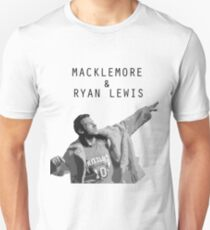 Macklemore and Ryan Lewis Inspired design UK Tour 2015 T-Shirt