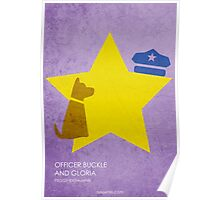 Officer Buckle and Gloria Poster