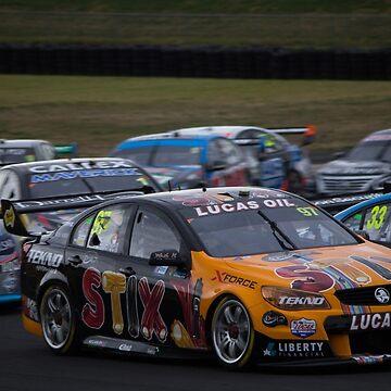 V8 Supercars - Sydney 400 2015 - Shane Van Gisbergen - Holden by StuartVaughan