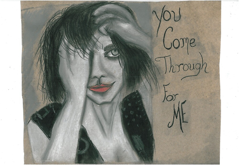 """""""You Come Through"""" by LadyGrey128"""