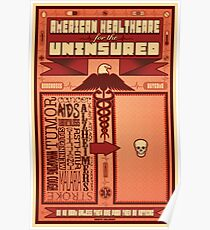 American Healthcare for the Uninsured Poster