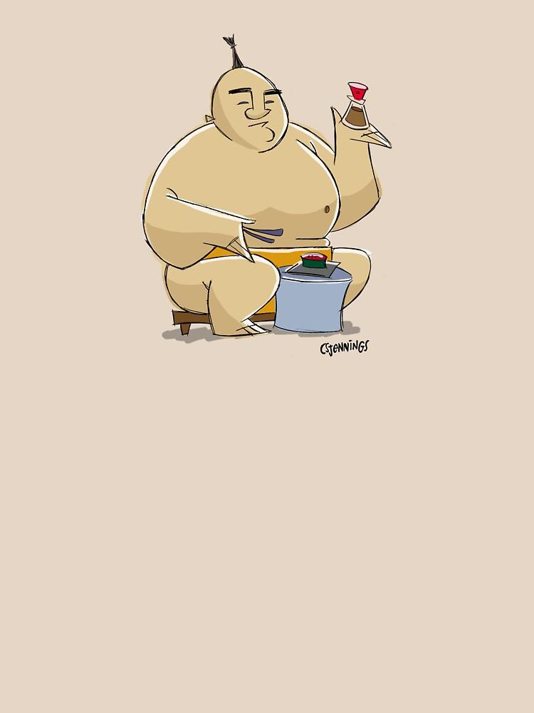 Sushi, Sumo, Soy by csjennings