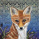 Red Fox by Melanie Pople