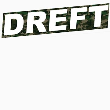Dreft-Camo by JoeWilliams
