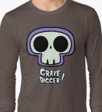 Grave Logo Long Sleeve T-Shirt
