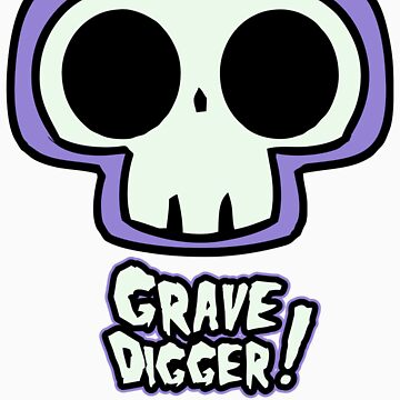 Grave Logo by JonDavidGuerra