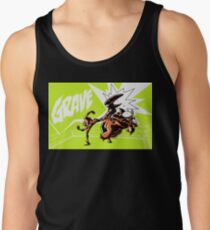Grave - Finisher Tee Tank Top