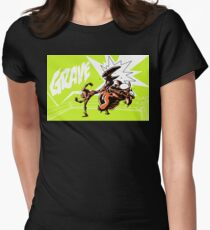 Grave - Finisher Tee Women's Fitted T-Shirt