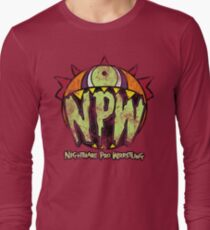 Nightmare Pro Wrestling - Vintage Tee Long Sleeve T-Shirt