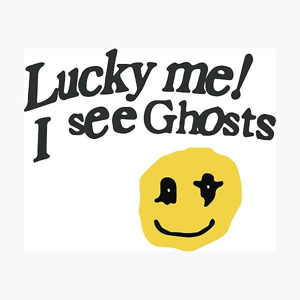 Kinder sehen Geister Fotodruck