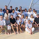 Guests and Crew by Andrew Trevor-Jones