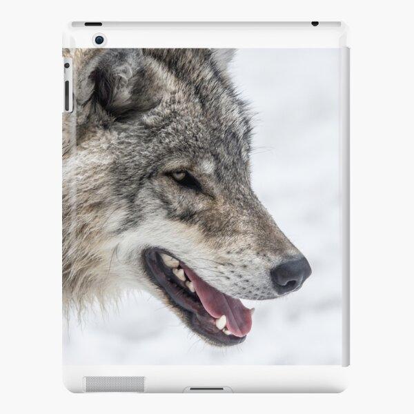 Grey Side  iPad Snap Case