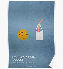 If You Give a Mouse a Cookie Poster