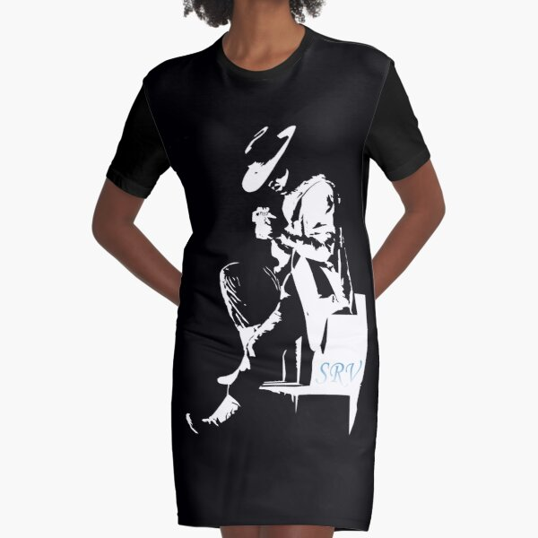 Best Legend Guitarist International Most Popular Graphic T-Shirt Dress