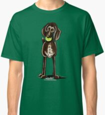 German Shorthaired Pointer Playtime Classic T-Shirt