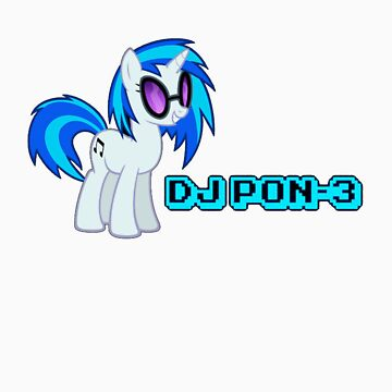 DJ-PON3 by mikeAguy1