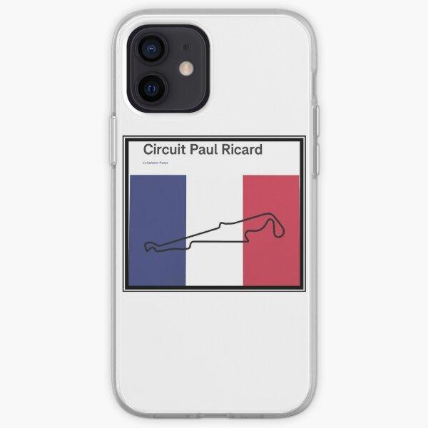 Paul Ricard Coque souple iPhone