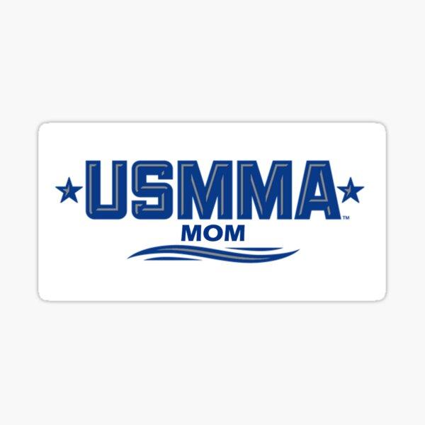 USMMA Mom Sticker