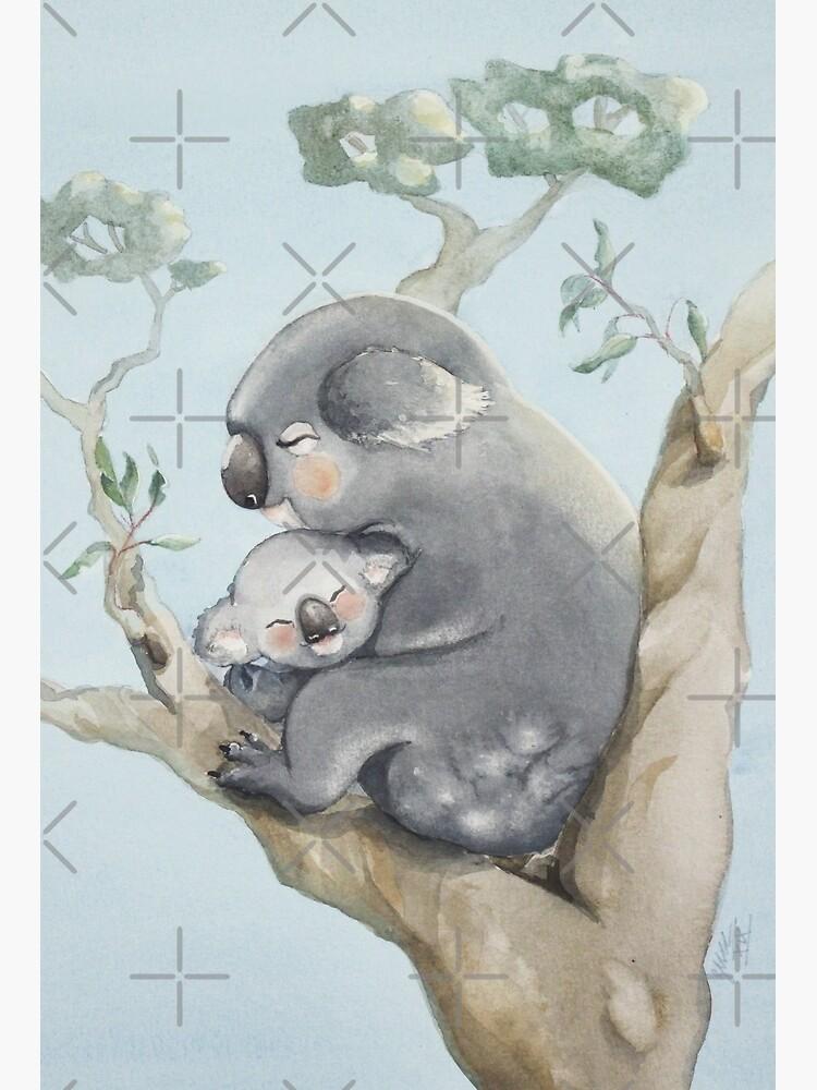 Koala Love by Artsez