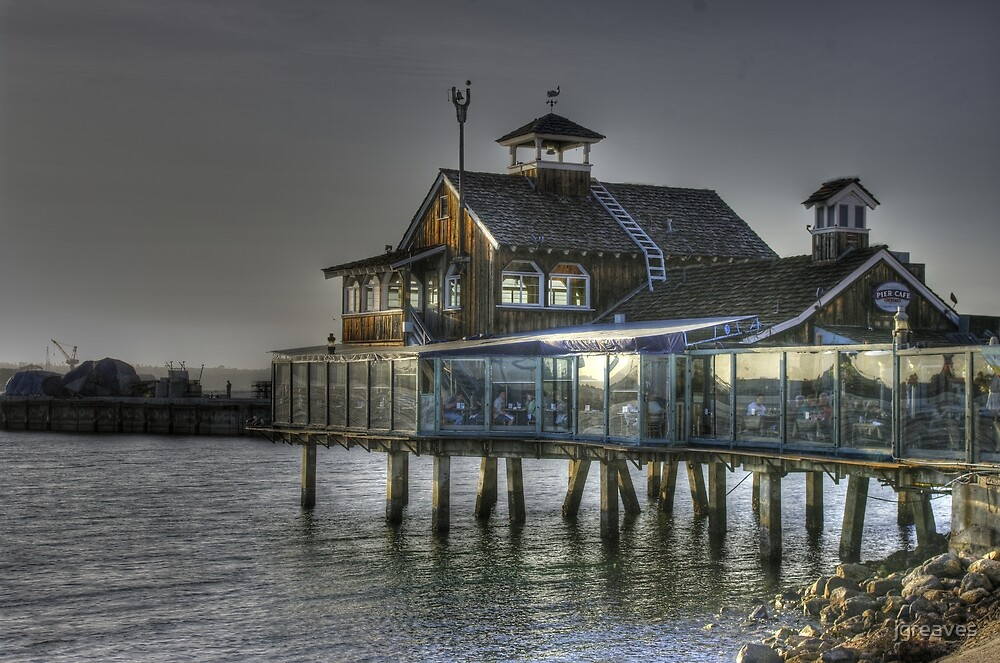 Dinner on the Bay by jgreaves