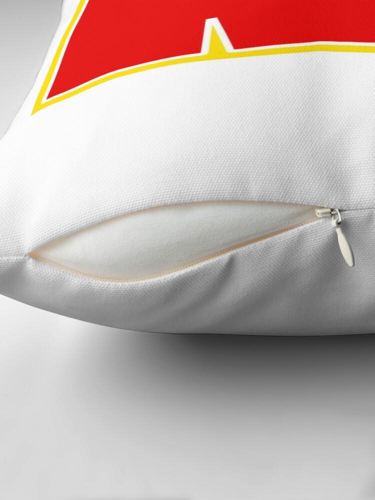 Alternate view of KC Throw Pillow