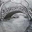 Stone Bridge  by Brittney Kelk