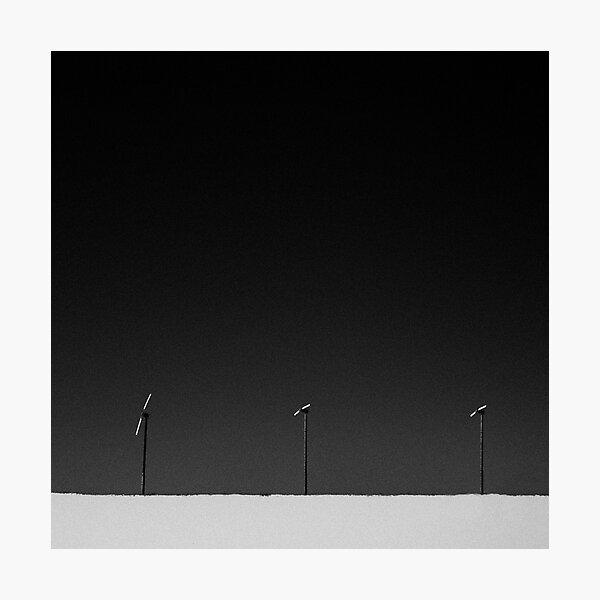 minimal (11) Photographic Print