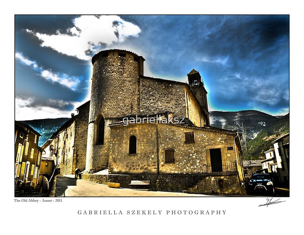 Old abbey by gabriellaksz