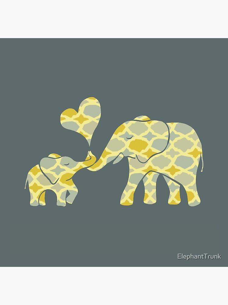 Elephant Hugs by ElephantTrunk