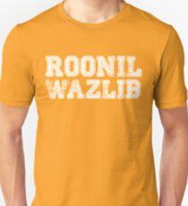 Roonil Wazlib [White] T-Shirt