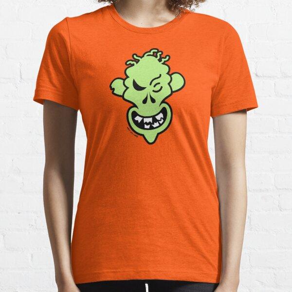 Naughty Halloween Zombie Essential T-Shirt