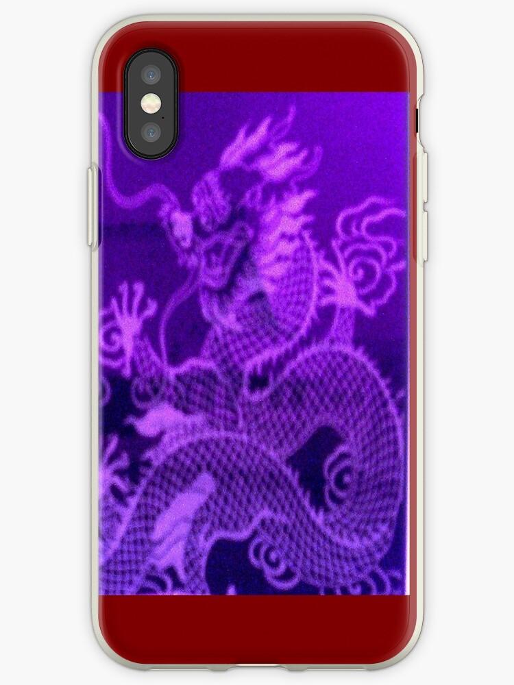 ۞»♥Vintage Feel Legendary Dragon iPhone & iPad Cases♥«۞ by Fantabulous